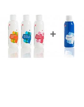 H2O Scents™ - Gemengde geuren + H2OTM Ontkalker