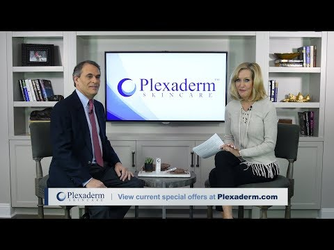 Renowned Medical Doctor amazed by plexaderm under eye and wrinkle cream