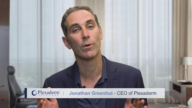 Plexaderm Skincare CEO Jonathan Greenhut