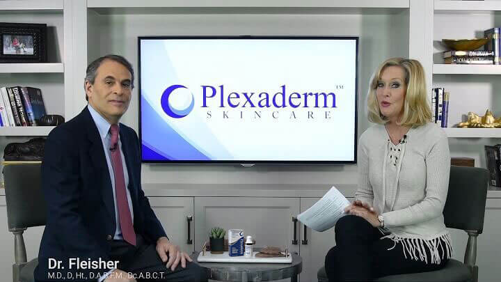 Renowned Medical Doctor amazed by plexaderm under eye and wrinkle serum