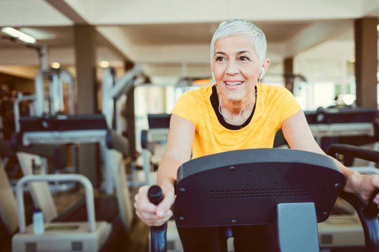 Exercise is good for your skin