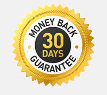 Plexaderm Skincare offers a money back guarantee