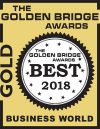 golden bridge awards Gold winner