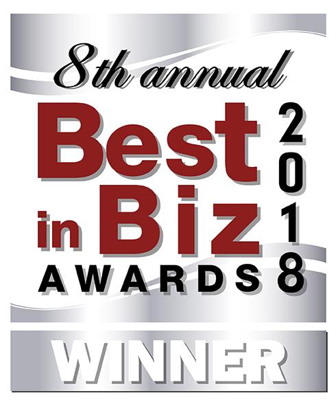 Plexaderm is a Best in Biz Awards Winner