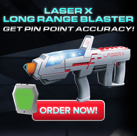 The Ultimate Game Of Laser Tag