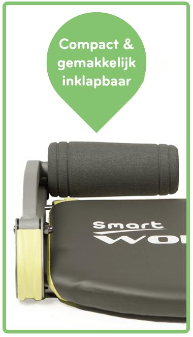 Compact & gemakkelijk inklapbaar - WonderCore Smart