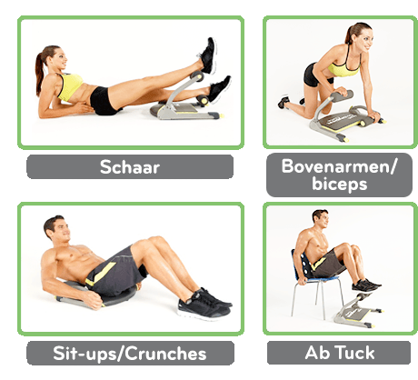 Workouts WonderCore Smart
