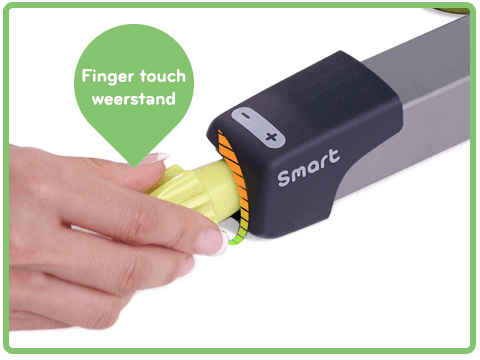 WonderCore Smart - finger touch weerstand 1