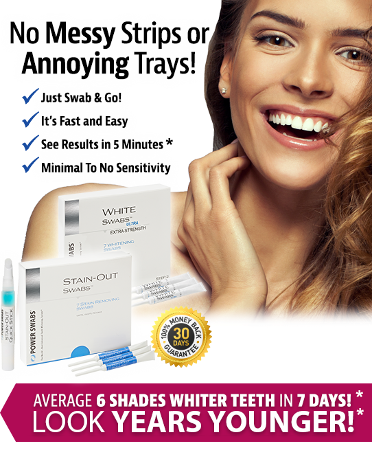 Official Store Of Power Swabs Teeth Whitening Products