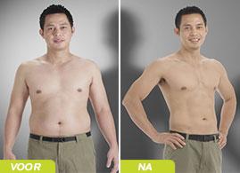 Resultaat AbDoer 360: Verlies Gewicht!