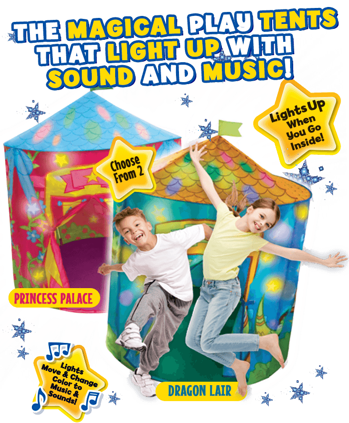 Twinkle Play Tents