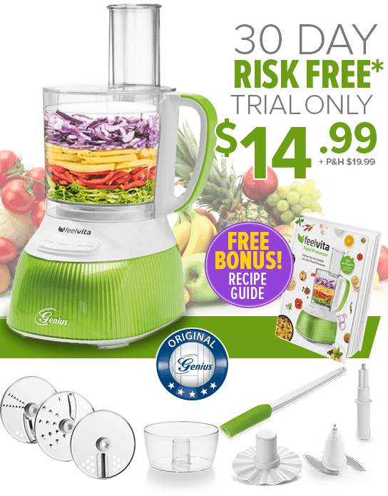 Feelvita food processor 14 machines in one forumfinder Image collections