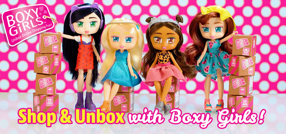 Boxy Girls Official Website